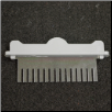 Wealtec Bioscience 15 teeth fixed height comb, 1.5 mm thick, for GES Cell