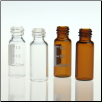 Auto Sample Vial 2mL, Clear Glass, 12x32mm, Flat Base, 8-425 Screw Thread