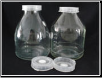 Plant Tissue Culture Bottle Glass 600ml