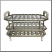 MTC Bio Stainless Steel Autoclave & Incubator Rack