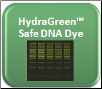 ACTGene HydraGreen™ Safe DNA Dye, 20,000X 1ml